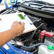 Car problems? Diagnostics check for your car at e-car