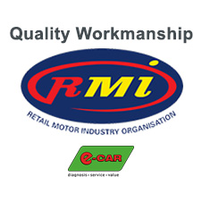 quality workmanship rmi aa e-car