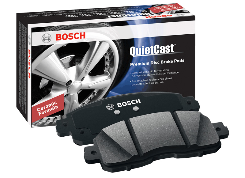 Bosch Supplier to e-CAR
