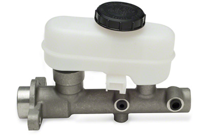 A typical brake master cylinder e car