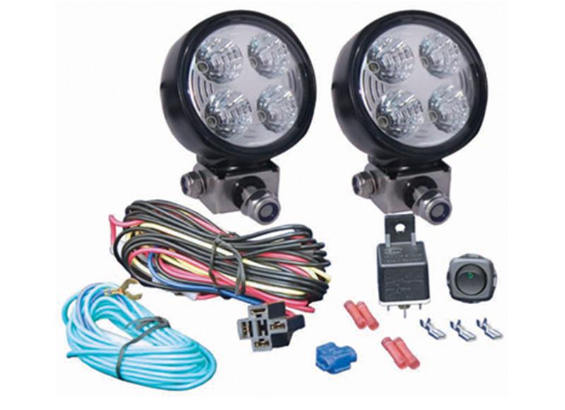 hella lights hooters e-car workshops