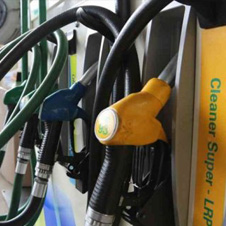 fuel price increase can be slowed down e car