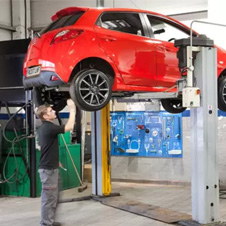 cost of servicing a car in south africa e car