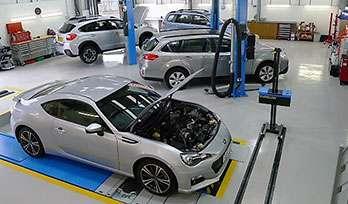 e-car workshops nationwide