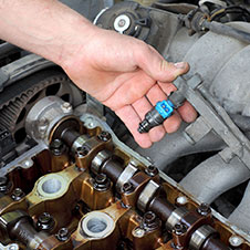 injectors e car workshops