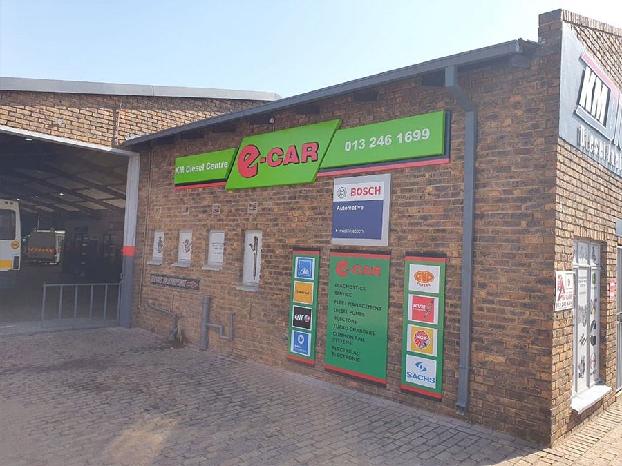 km diesel centre middelburg car workshop e car garage 1